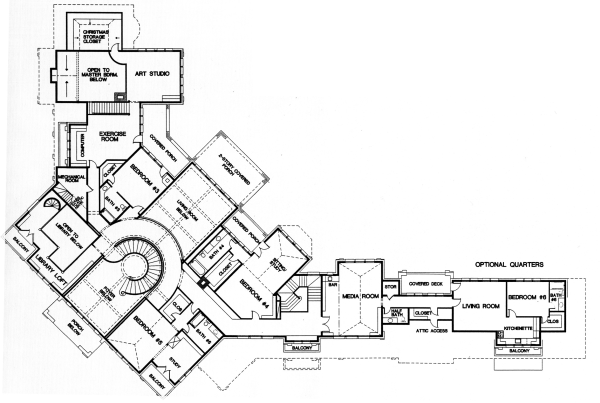 Custom house design plans